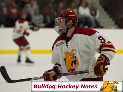 Weekly Notes Games 3-4: St. Lawrence at Ferris State