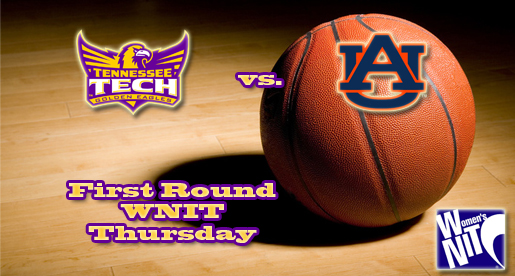 Golden Eagles to host Auburn in WNIT opening round Thursday