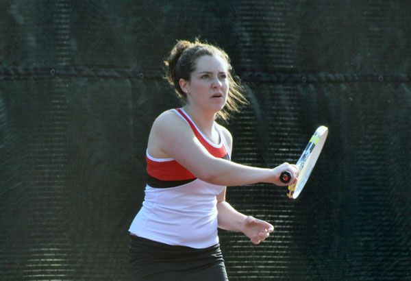 Women's Tennis: Panthers down Piedmont 7-2