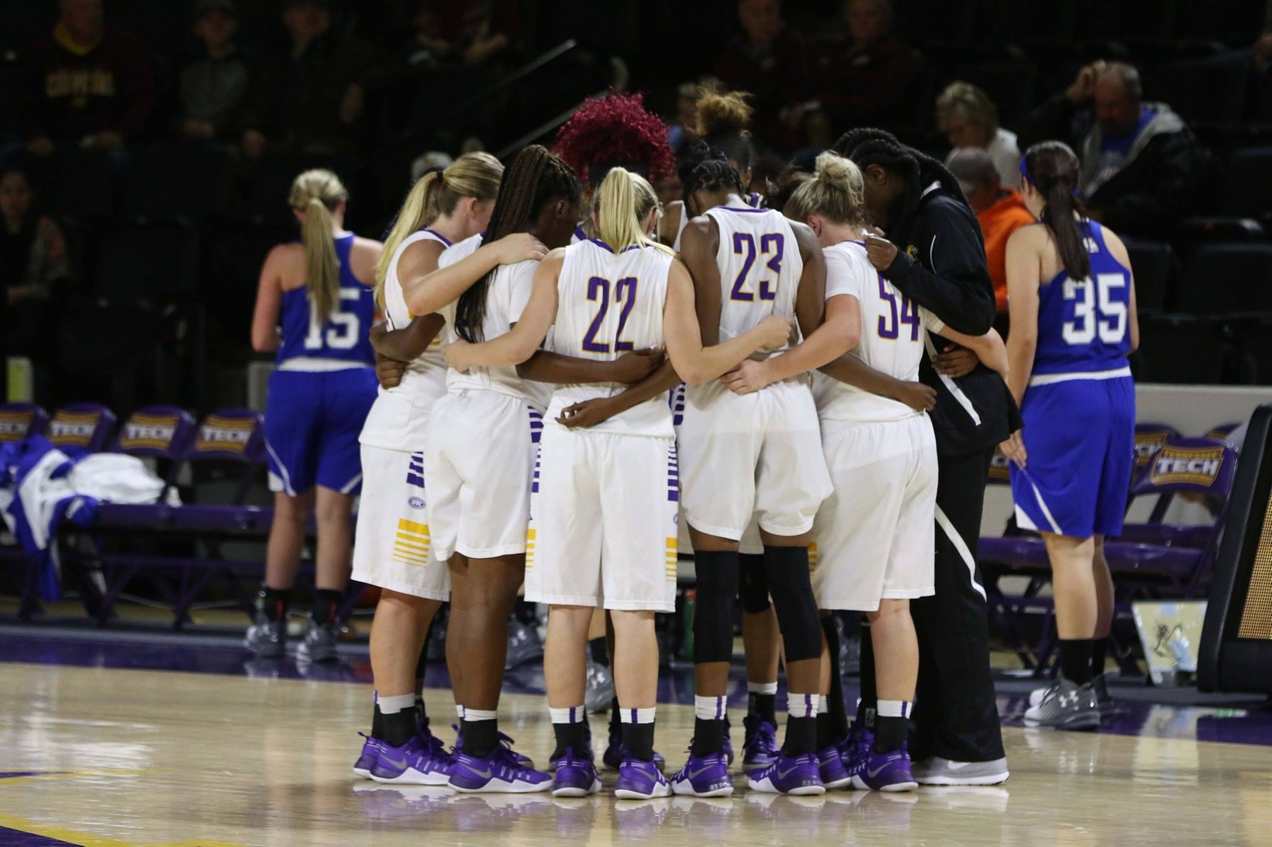 Tech women's hoops to hold second annual Biscuits & Basketball September 29