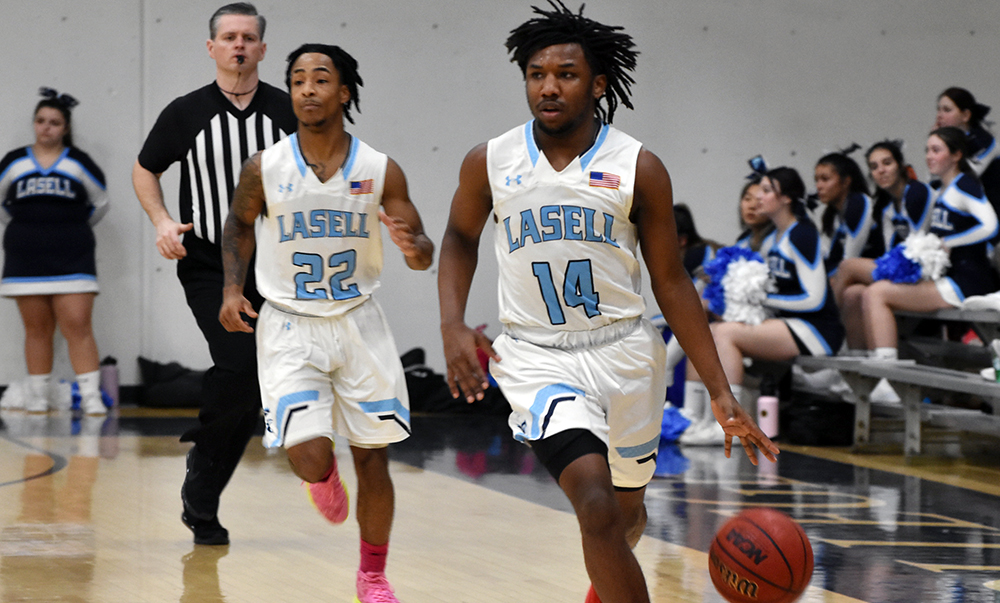 MBK: Lasell upsets Emmanuel in GNAC quarterfinal; Albertus Magnus up next for Lasers