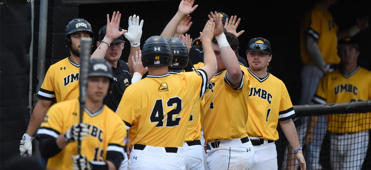UMBC Extends Win Streak to Five Games with Doubleheader Sweep of Albany on Saturday