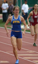 Spring Break 2006 - McCuen & Middle Distance Runners Run Strong at USC