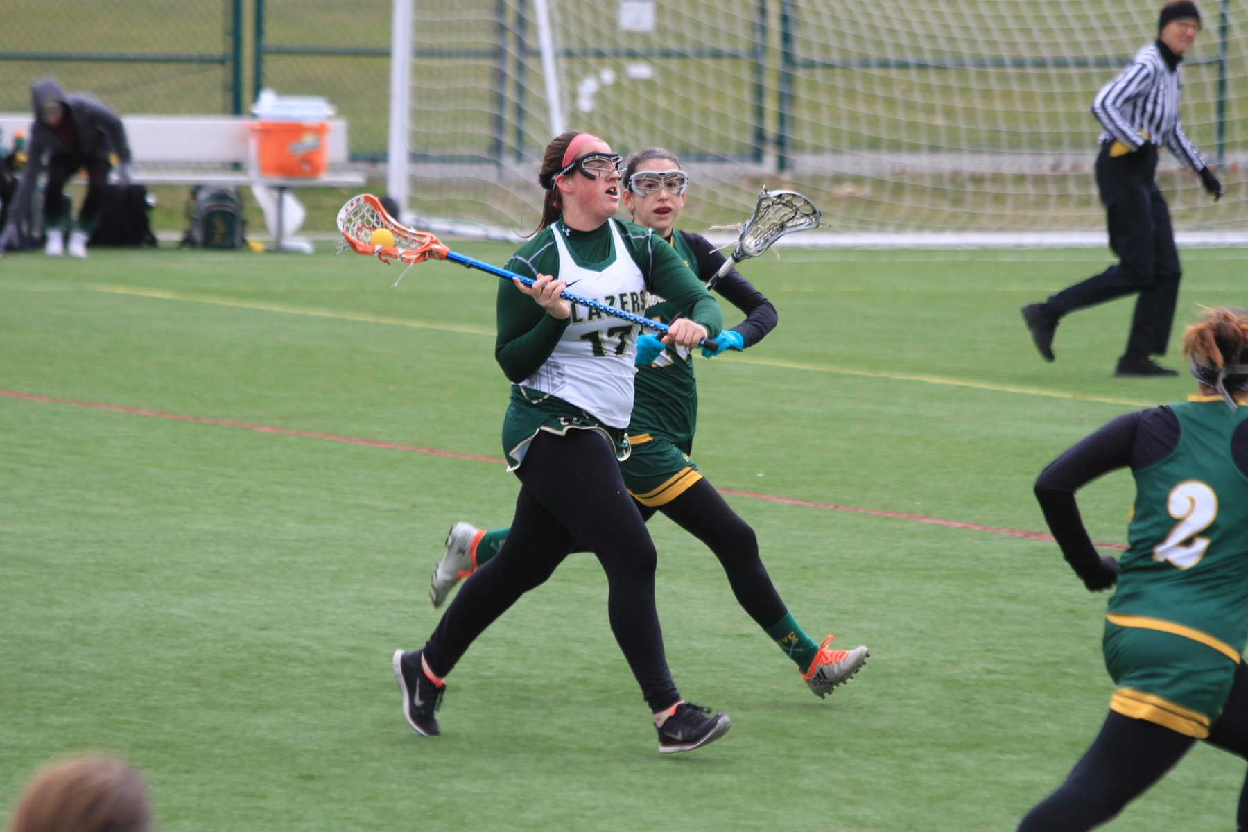 Women's Lacrosse Thumps Southern Vermont