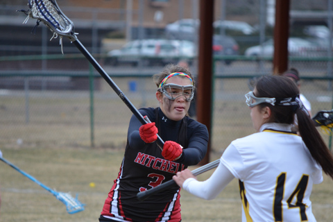 Women's LAX Falls to Regis