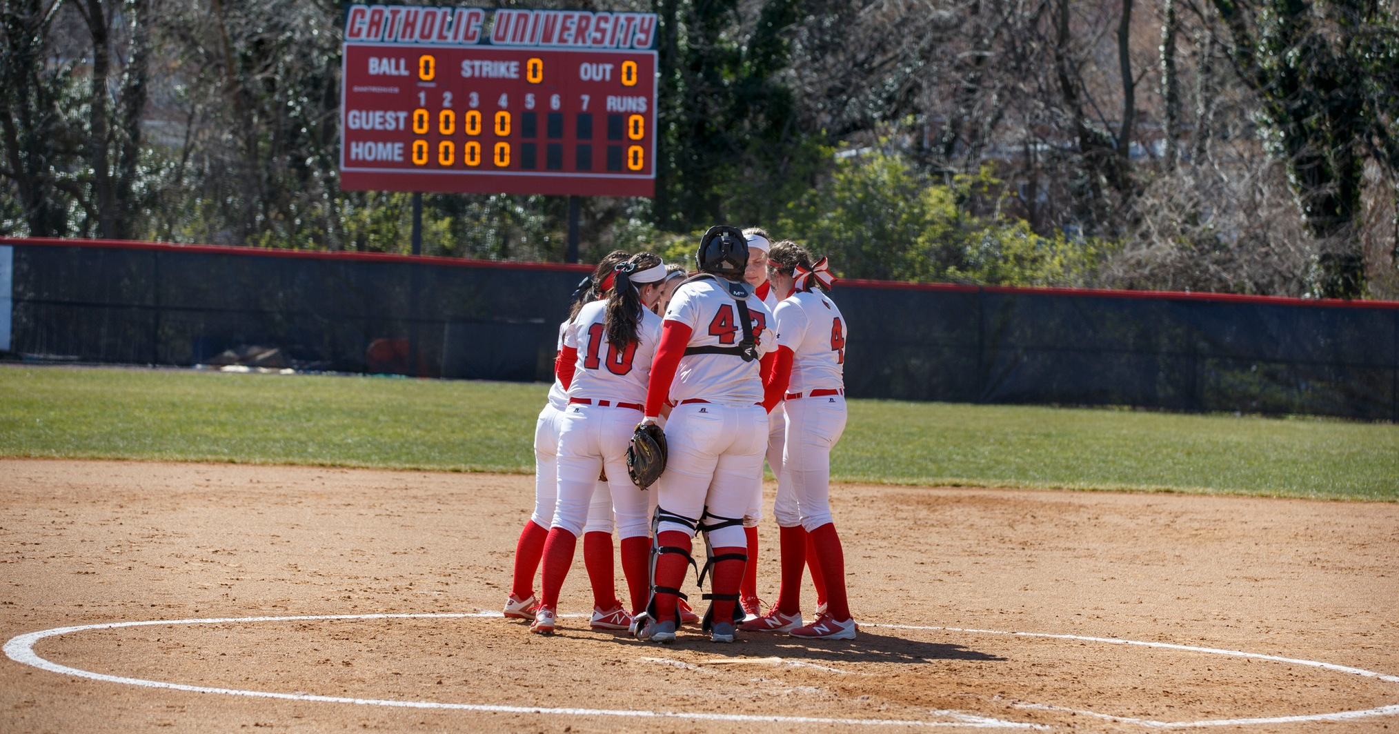 McConkey Announces Cardinal Softball Winter Clinics