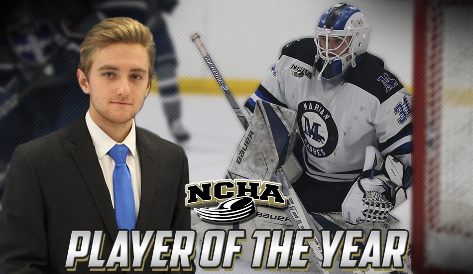 Vorva named NCHA player of the year