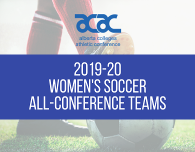Presenting the 2019-20 ACAC Women's Soccer All-Conference Teams