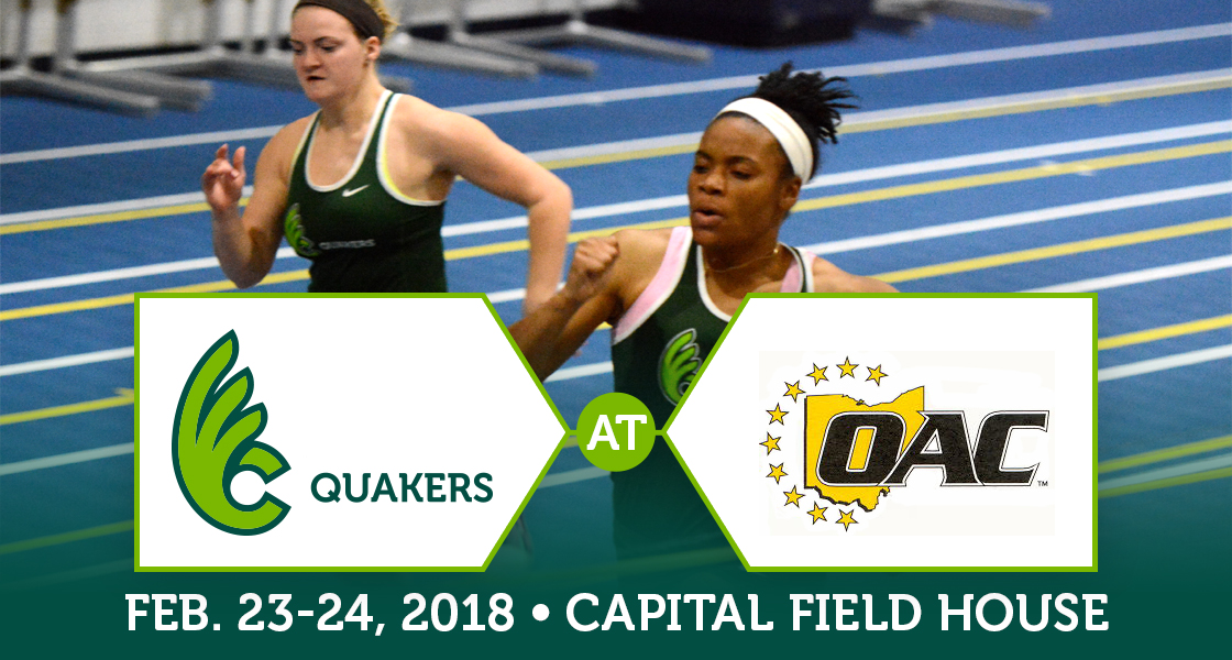 Women's Track and Field to Compete at OAC Championships