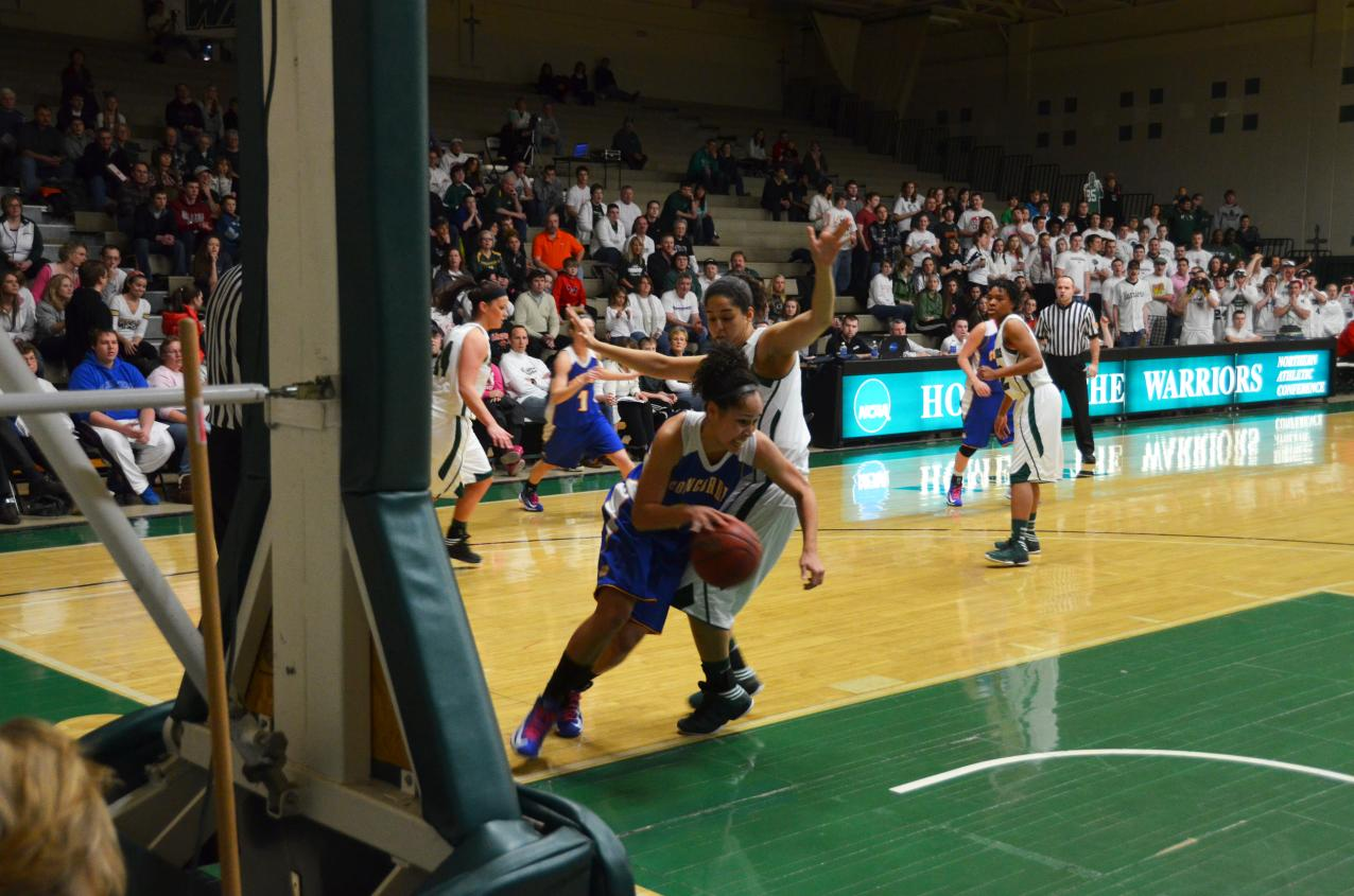 Women's Basketball at Wisconsin Lutheran College -- NAC ...