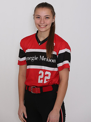 Emily Song, Carnegie Mellon/Softball Hitter