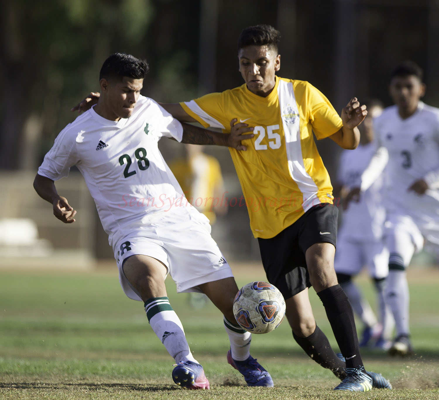 Escudero and Vargas Score to Send Rustlers to 2nd Round