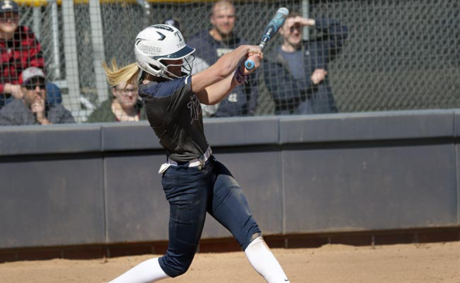 Softball Splits with Host Alma