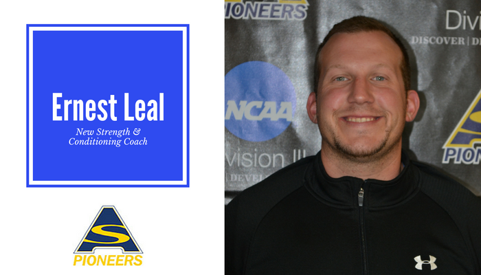 Leal Named New Strength & Conditioning Coach