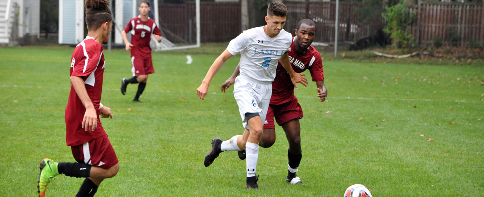 Norwich Shuts Out Men's Soccer 7-0