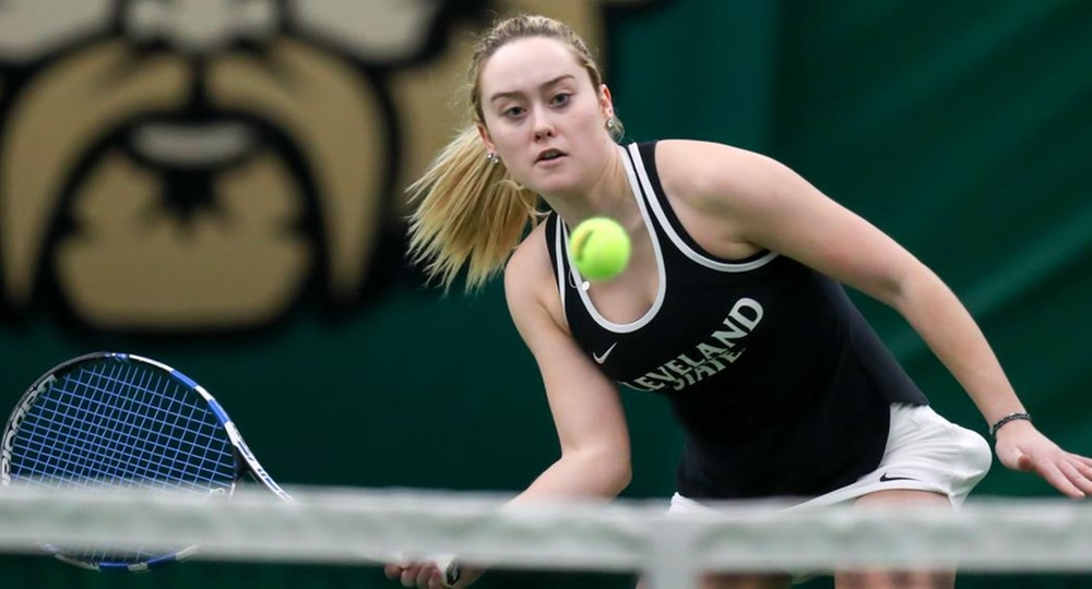 Women's Tennis Earns 6-1 Victory At Milwaukee To Start #HLWTEN Play