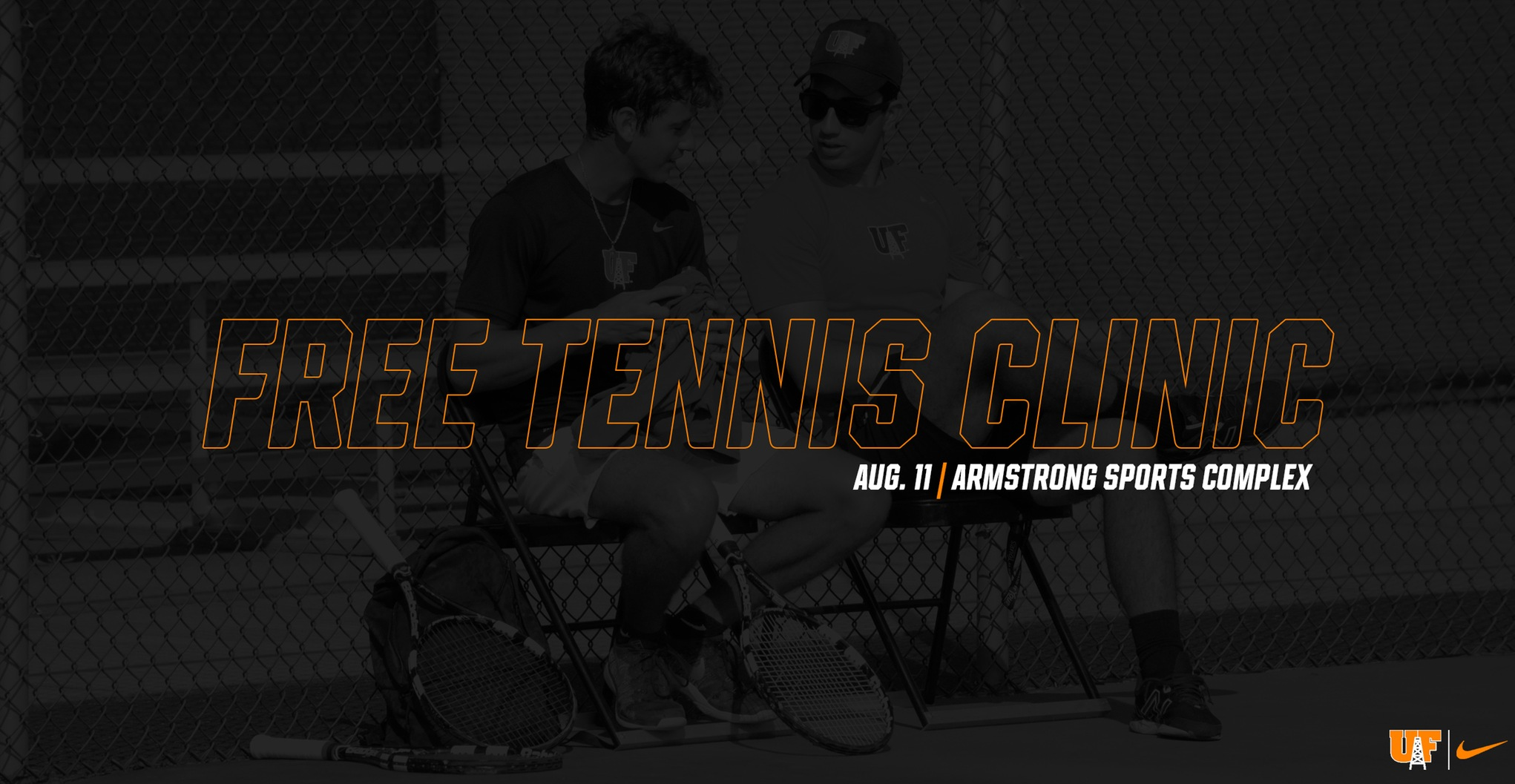 Oilers to Host FREE Tennis Clinic