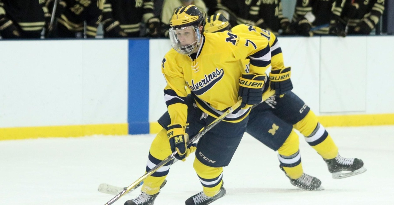 Wolverines sweep Knights to push win streak to seven