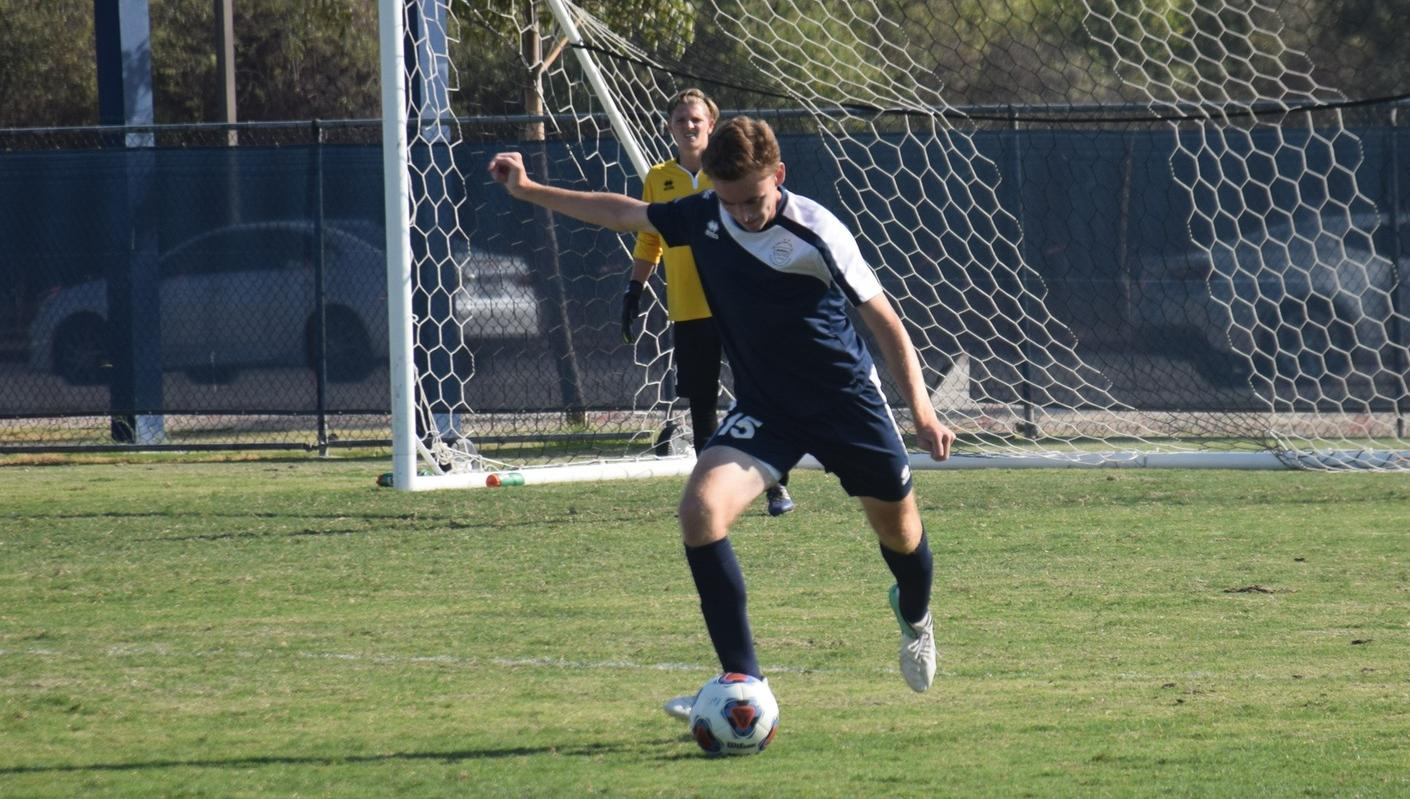 Men's soccer team falls to El Camino, OEC play starts Tuesday