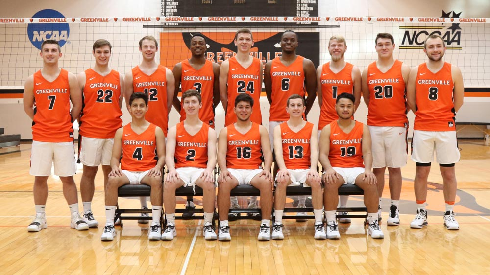 Men's volleyball comes up short at Augustana
