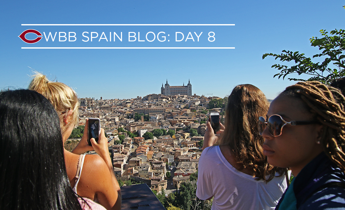 UChicago Women's Basketball Spain Blog: Day 8