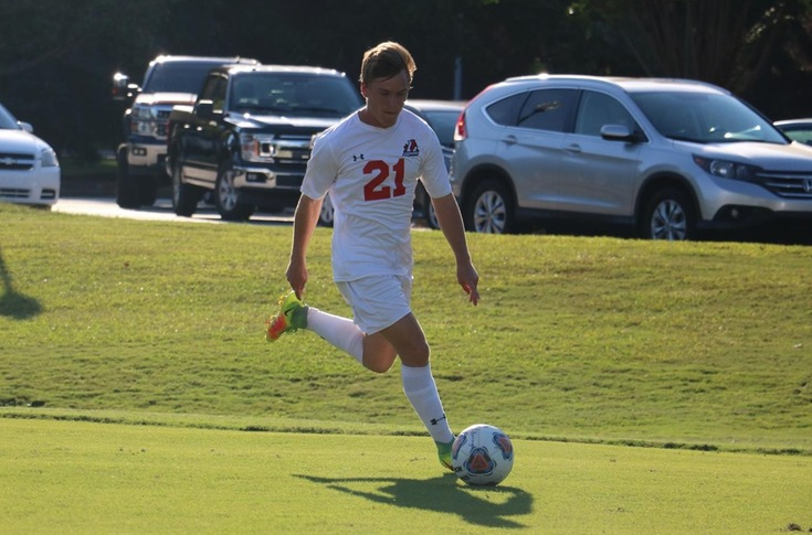 Men's Soccer: Panthers rally to down Berea 2-1 in overtime