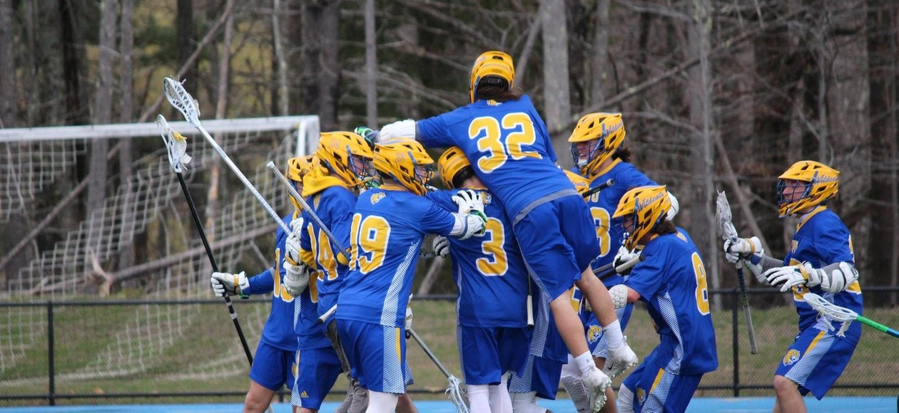 Cadets Hold off Wildcats 15-13 in GNAC MLAX Semis