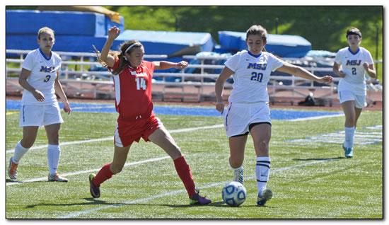 Mount women's soccer team chosen sixth in HCAC Coaches' Preseason Poll