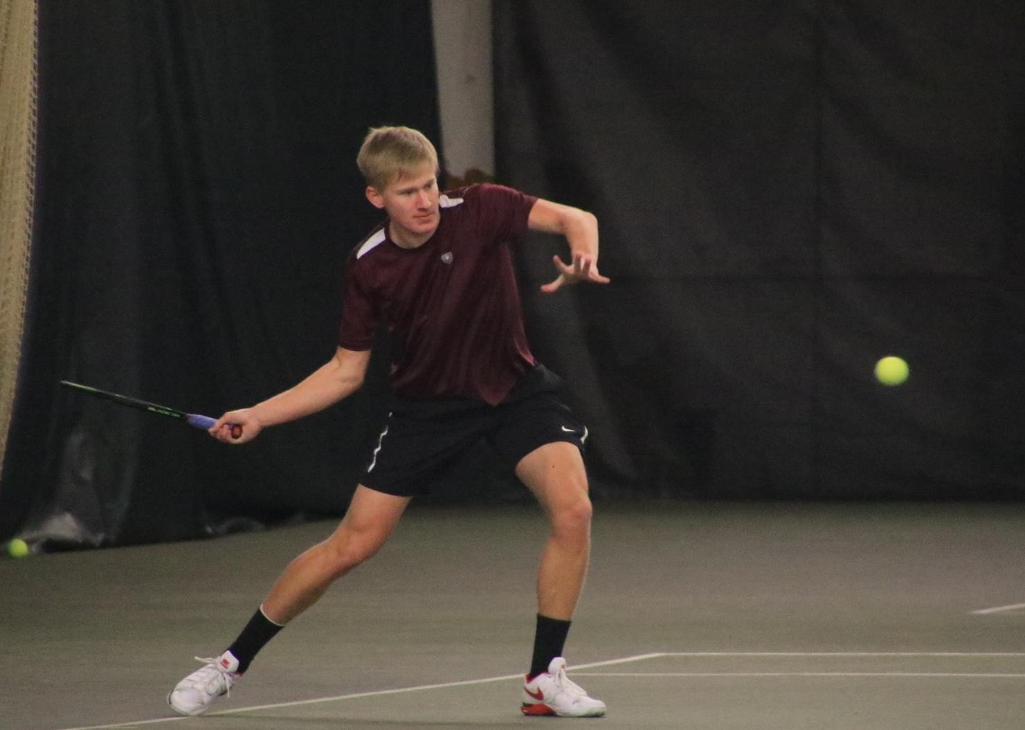 Men's Tennis Blanked By Florida Southern