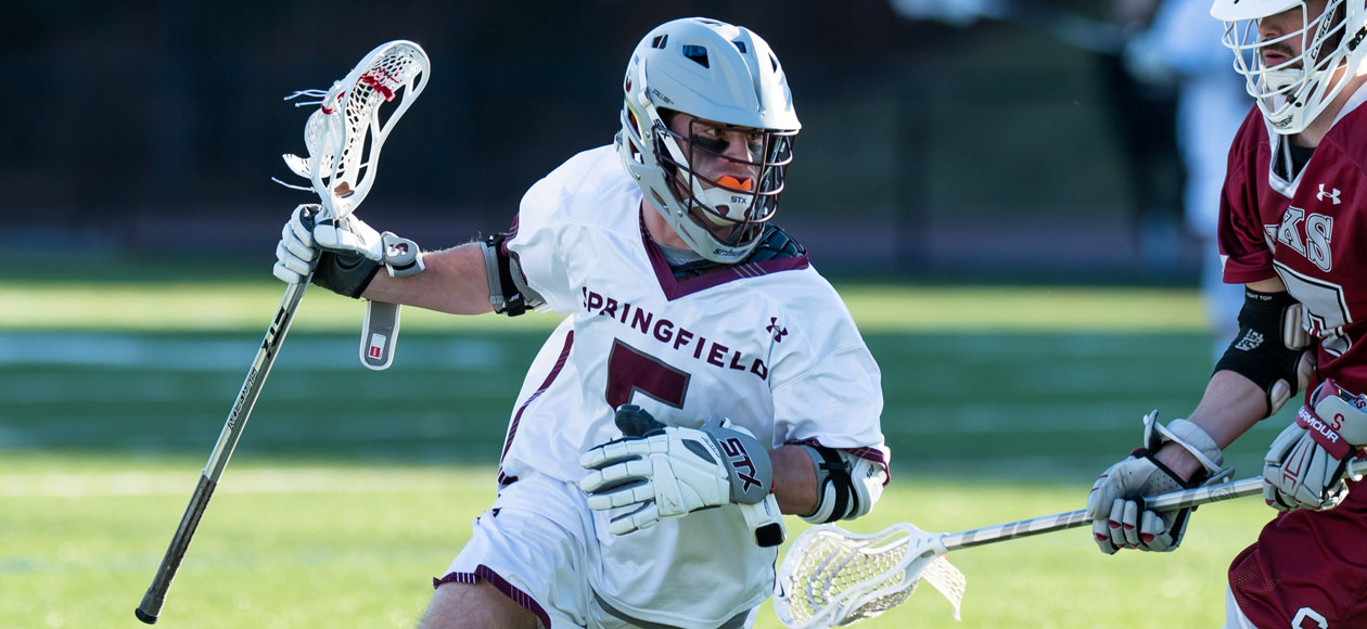 Men's Lacrosse Races Past Stevens, 17-12