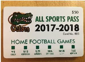 Athletic Passes Now on Sale for the Upcoming Season