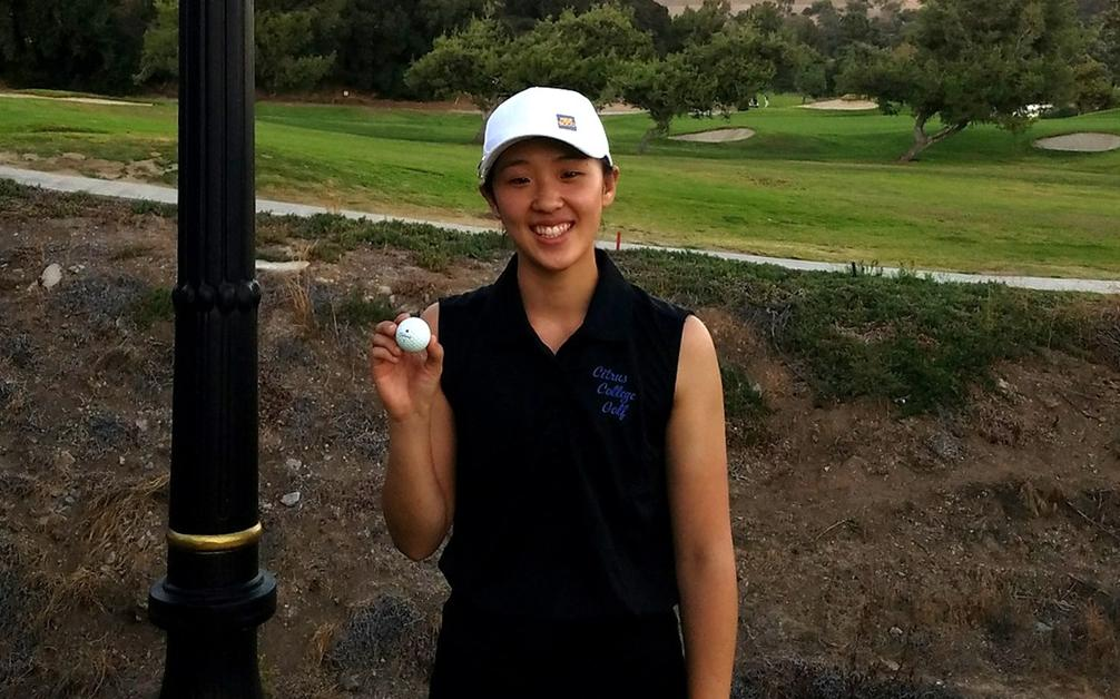 Kathryn Hung Drops An Ace At WSC Citrus Rounds