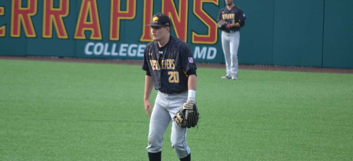 Benjamin Smashes First Career Home Run; UMBC Falls 4-2 to Towson on Wednesday