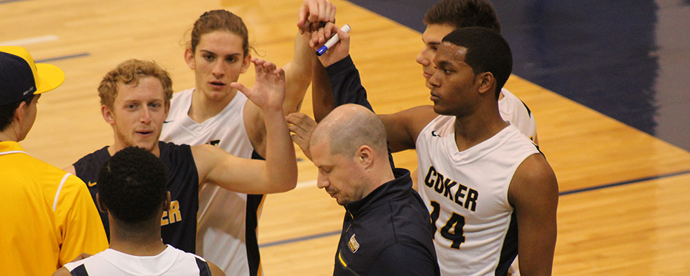 Coker Men's Volleyball Falls to Barton