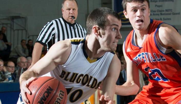 Men's Basketball Falls 71-56 to UW-Platteville