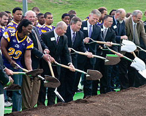 Mary Hardin-Baylor's groundbreaking
