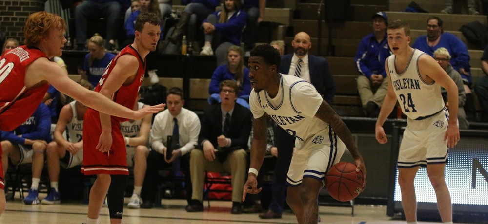 DWU downs Red Raiders in GPAC quarterfinals