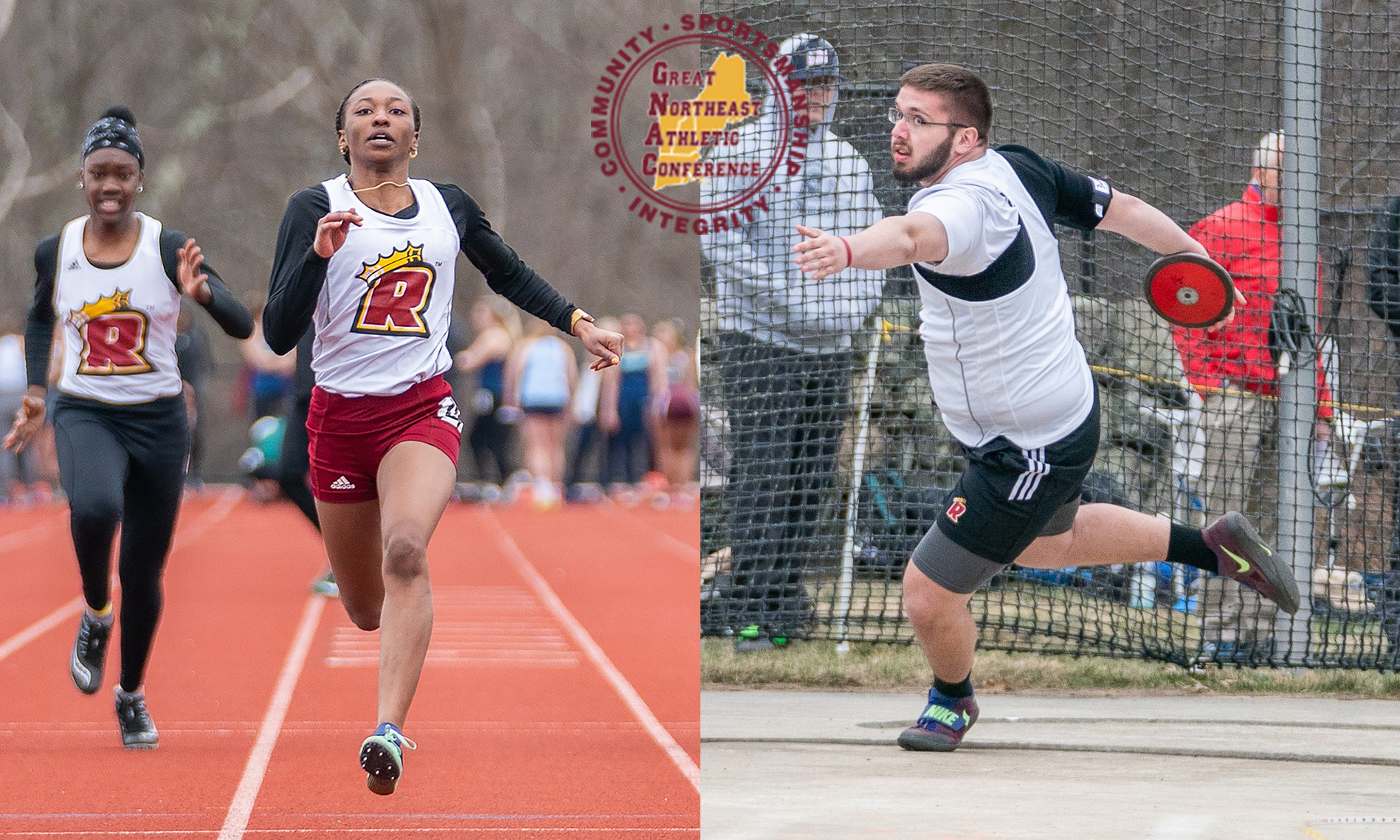 Anderson, St. Hilaire Earn GNAC Weekly Honors
