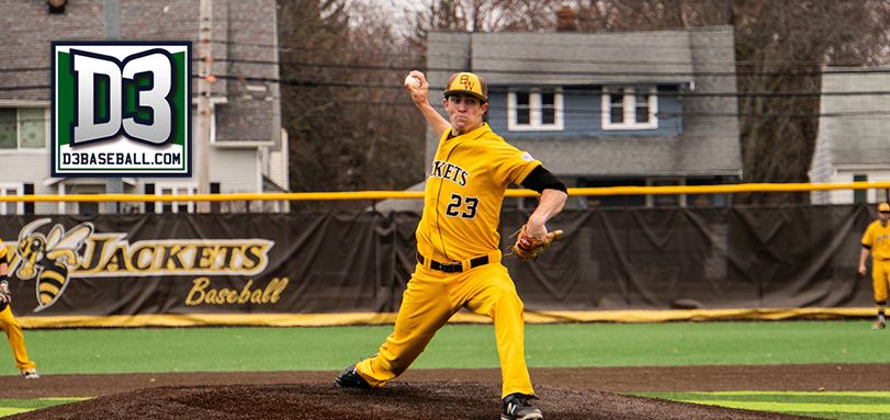 Senior pitcher Danny Cody (Photo Courtesy of Alec Palmer)