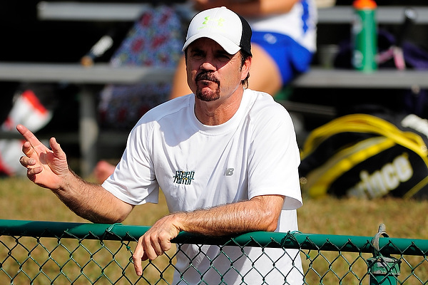 Detrich resigns as head tennis coach