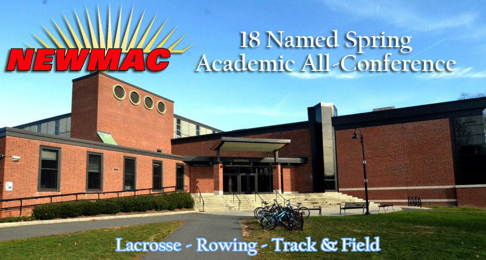 NEWMAC Announces 2015 Spring Academic All-Conference Squads