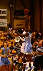 Gauchos Drop Road Contest to Weber State, 70-63