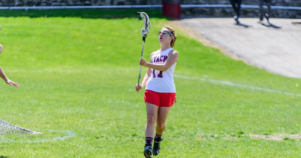 Women's Lacrosse Falls To Roberts Wesleyan on the Road