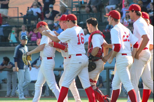 Nolan Ruff Shines in Complete Game 7-4 Victory for Mesa, T-Birds Are Championship Bound