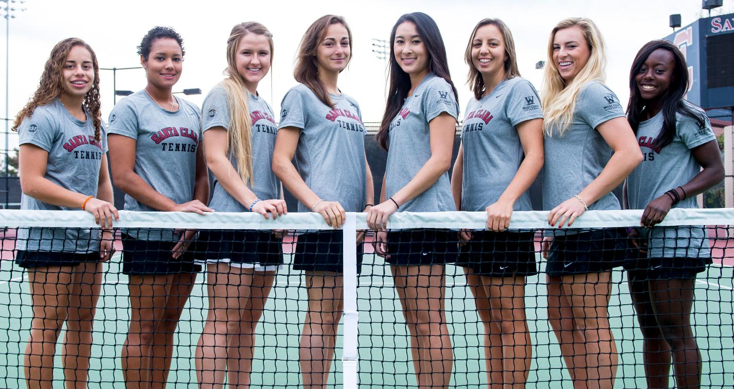 Women's Tennis Hosts Final Two Home Matches this Weekend