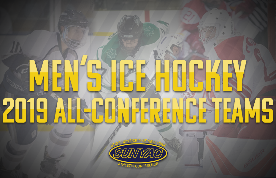 SUNYAC releases men's ice hockey all-conference teams