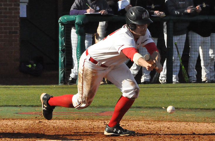 Baseball: Panthers open 2017 season with 10-3 win against Sewanee