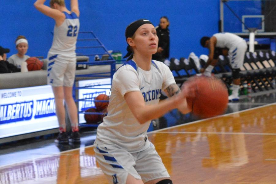 Falcons Top Lasell, 78-58, to Remain Undefeated at Home
