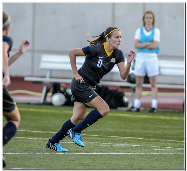 Lions' women's soccer team ends season with a 2-0 loss at Manchester University