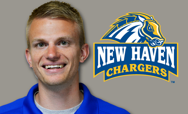Logan Sharpe Named New Haven Head Men's Track and Field Coach